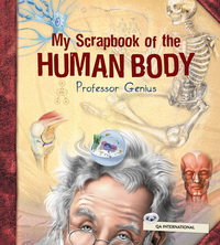 My Scrapbook of the Human Body (by Professor Genius)