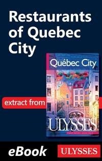 Restaurants of Quebec City