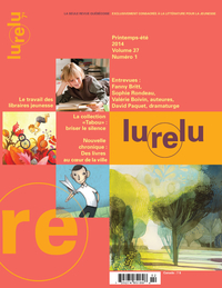 Lurelu. Vol. 37 No. 1, Prin...