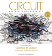 Circuit. Vol. 25 No. 1,  2015