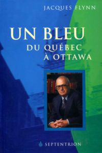 UN BLEU DU QUEBEC A OTTAWA