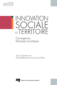 INNOVATION SOCIALE ET TERRITOIRES