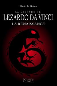 Image de couverture (La légende de LEZARDO DA VINCI, Tome I)