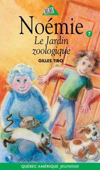Noémie 07 - Le Jardin zoologique
