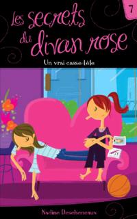 Les secrets du divan rose tome 7 - Un vrai casse-tête