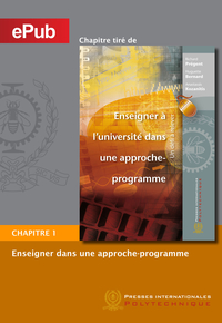 Enseigner à l'université da...