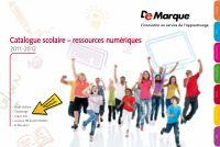 Catalogue scolaire 2011-2012