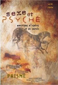 PRISME No 43 Sexe et Psyché