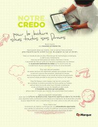 Fiche sur le prêt numérique