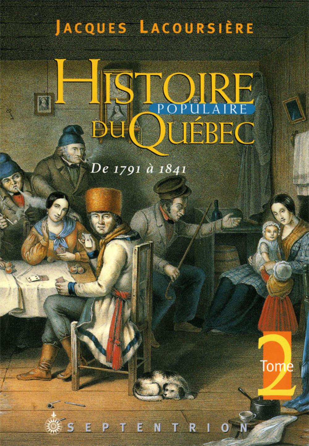 Histoire populaire du Québec, tome 2