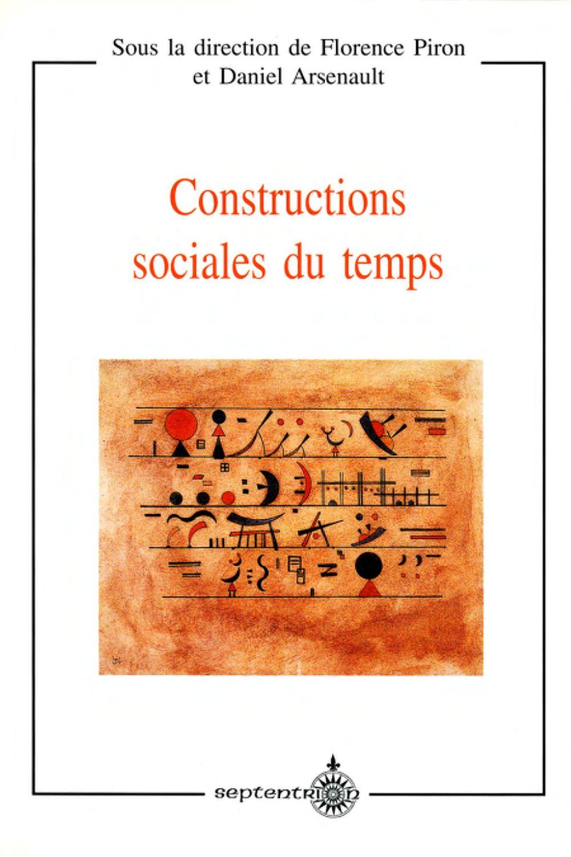 Constructions sociales du temps