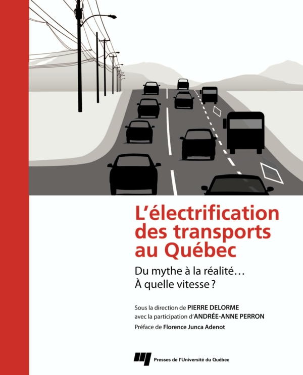 L'électrification des transports au Québec