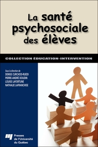 La santé psychosociale des élèves