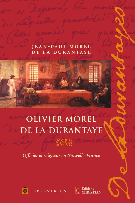 Olivier Morel de la Durantaye