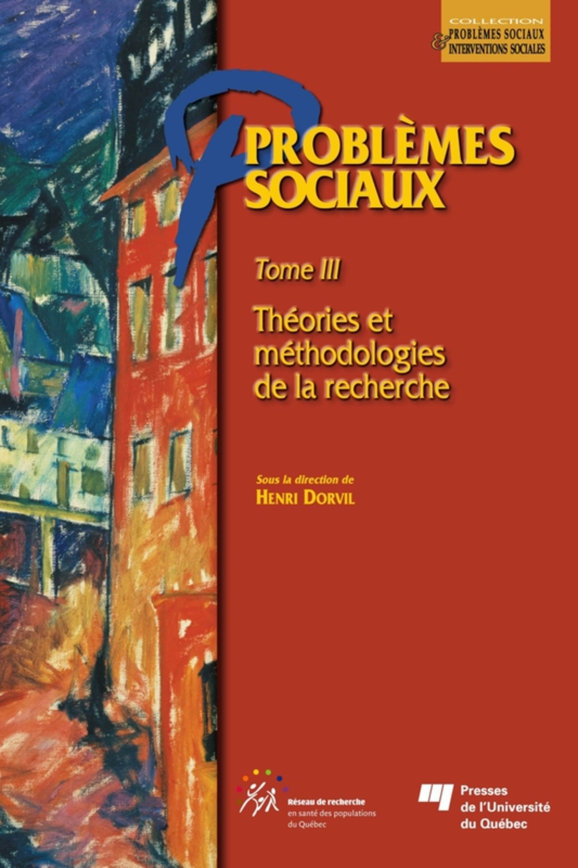 Problèmes sociaux - Tome III