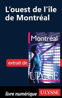 L'ouest de l'île de Montréal