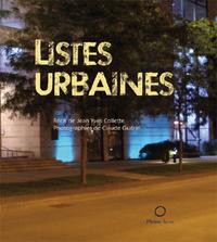 Listes urbaines