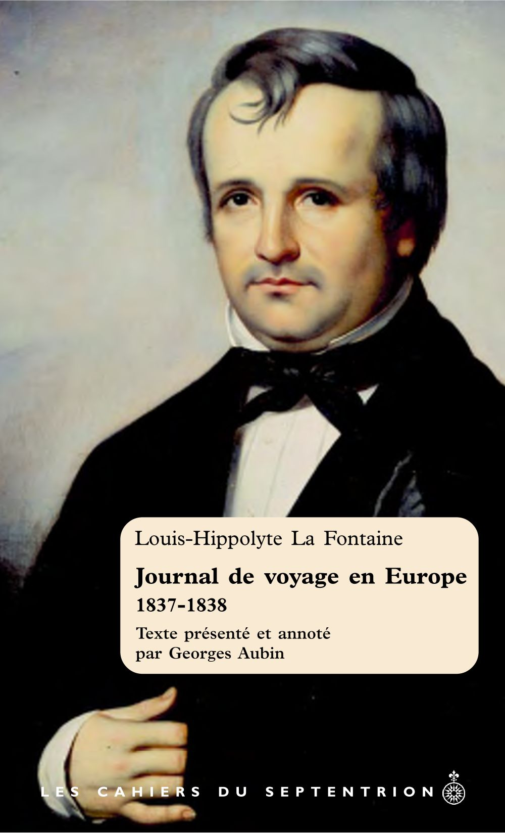Journal de voyage en Europe, 1837-1838