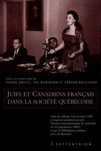 Juifs et Canadiens français...