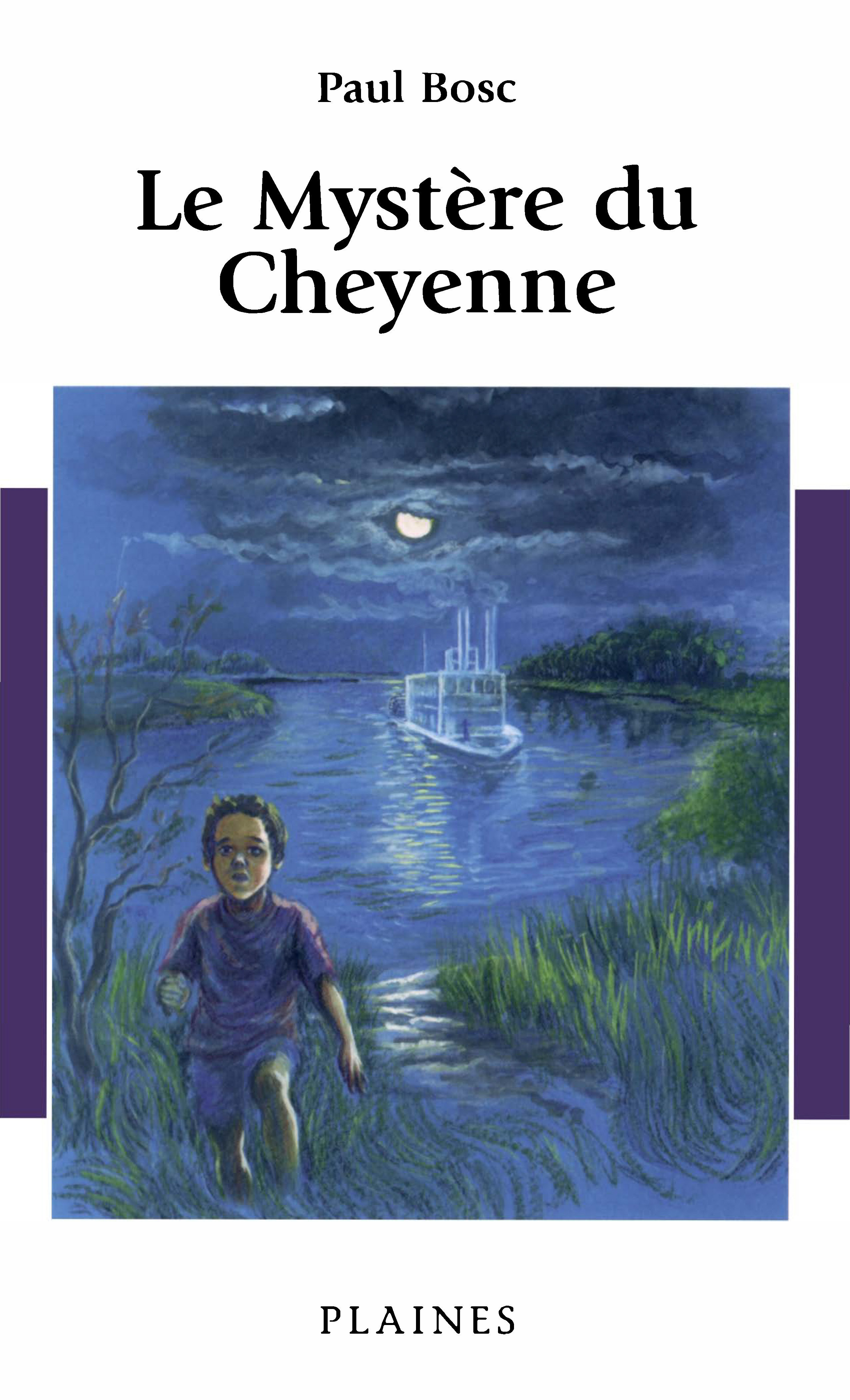 LE MYSTERE DU CHEYENNE