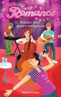Biblio Romance tome 9 - Sonate pour quatre complices