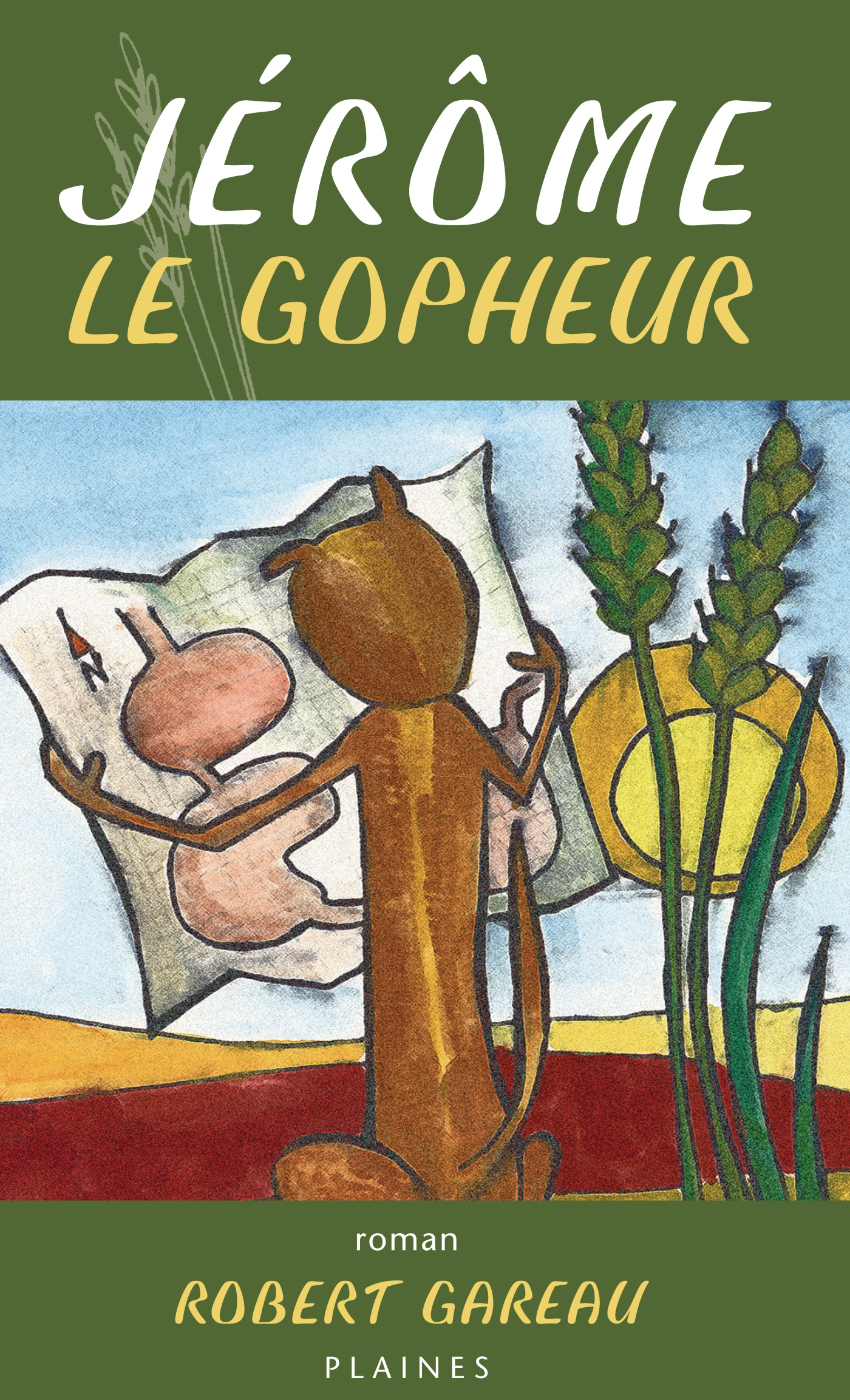 JEROME LE GOPHEUR