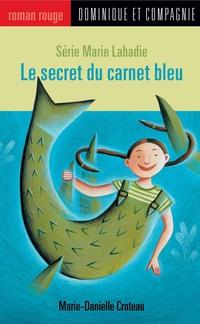 Le secret du carnet bleu