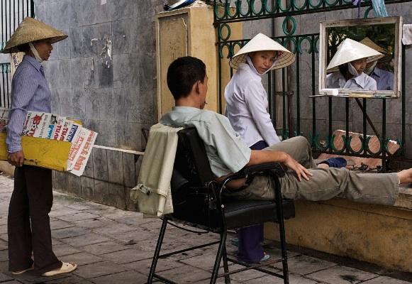 Hanoi en deux temps