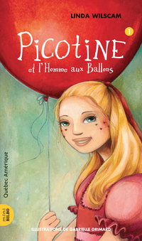 Picotine 1 - Picotine et l'Homme aux Ballons