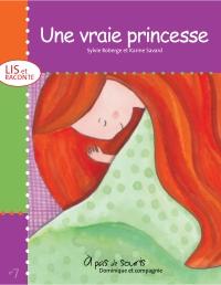 Une vraie princesse