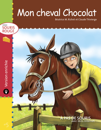 Mon cheval Chocolat