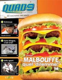 QUAD9 Vol. 7, no 3, La malb...