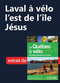 Laval à vélo - l'est de l'île Jésus