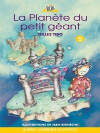 Petit géant 05 - La Planète du petit géant