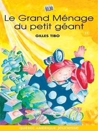 Petit géant 11 - Le Grand Ménage du petit géant