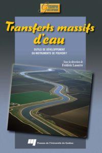 Les transferts massifs d'eau