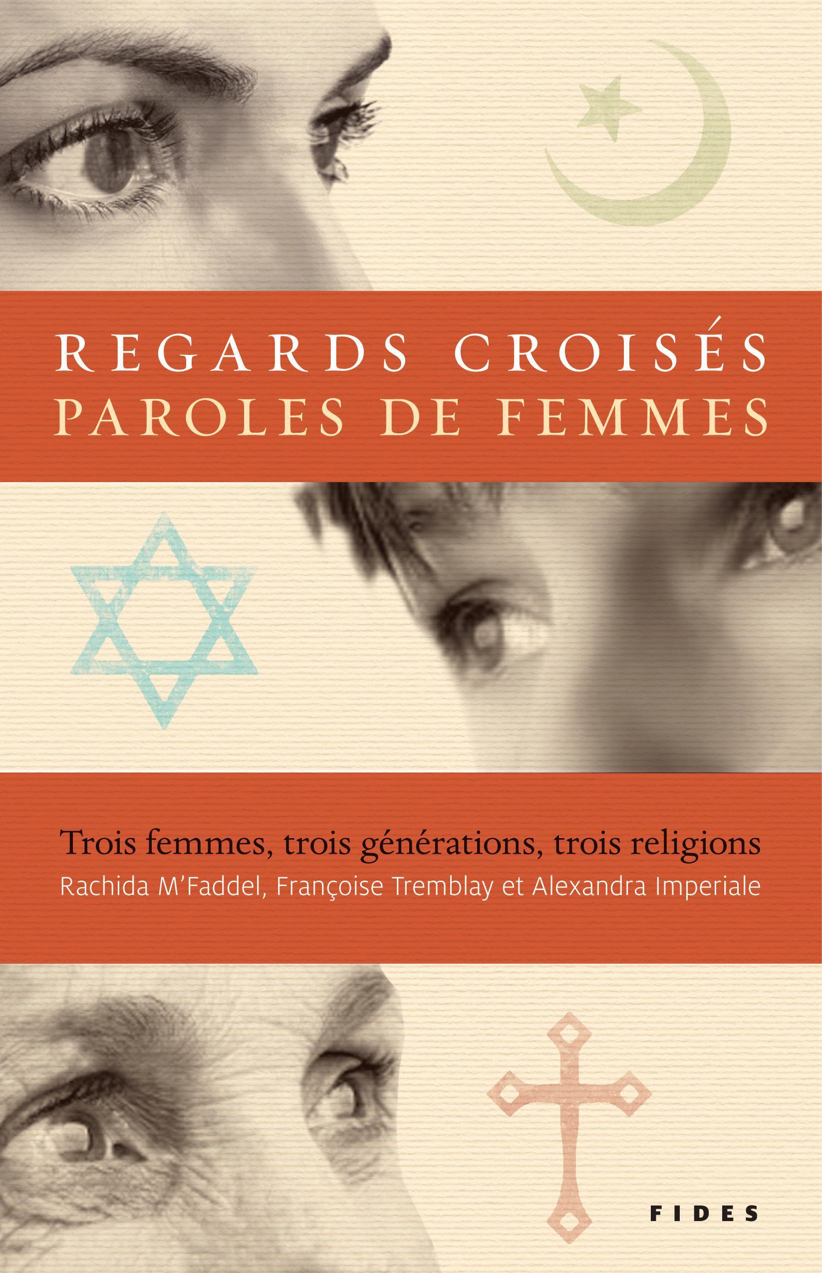Regards croisés, paroles de femmes, Trois femmes, trois générations, trois religions