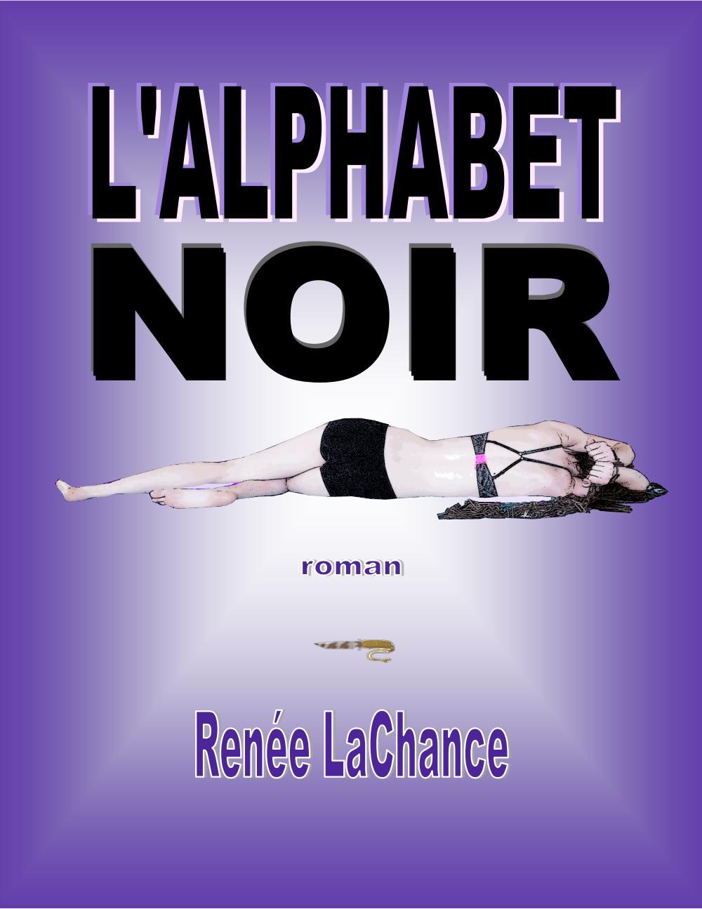 ALPHABET NOIR (L