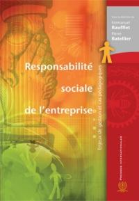 Responsabilité sociale de l...
