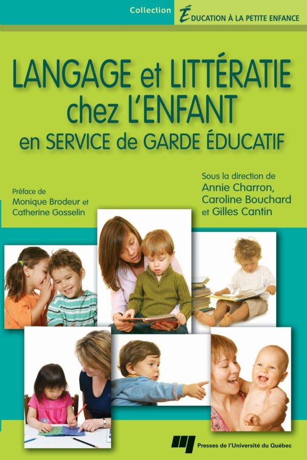 Langage et littératie chez l'enfant en service de garde éducatif