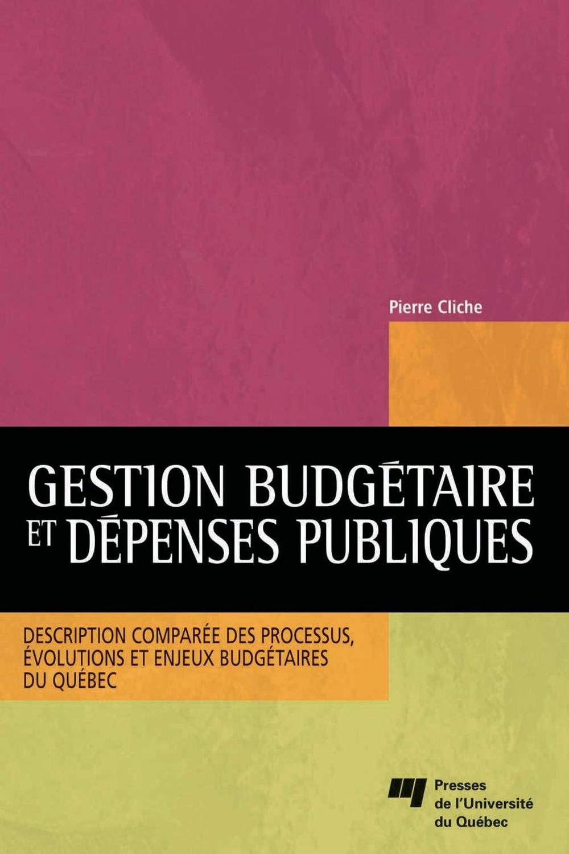 Gestion budgétaire et dépenses publiques