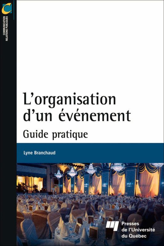 L'organisation d'un événement