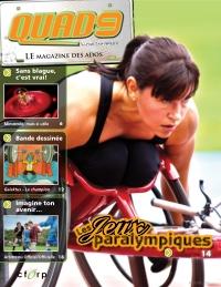 QUAD9 Vol. 7, no 4, Les jeu...