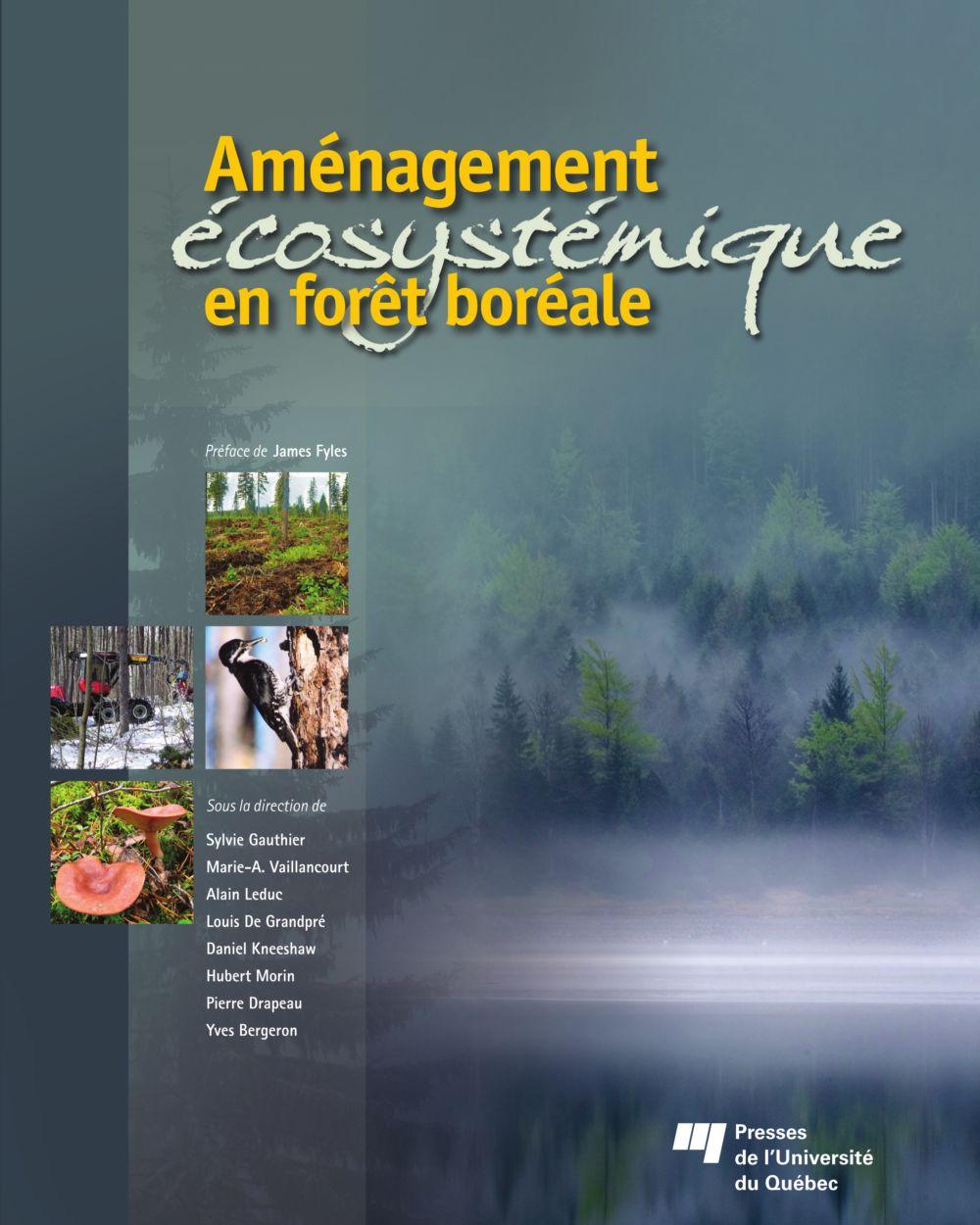 Aménagement écosystémique en forêt boréale