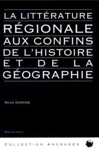 La Littérature régionale au...