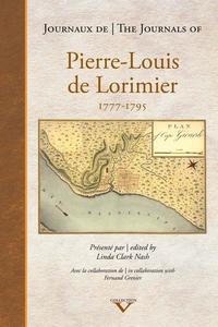 Journaux de Pierre-Louis de...