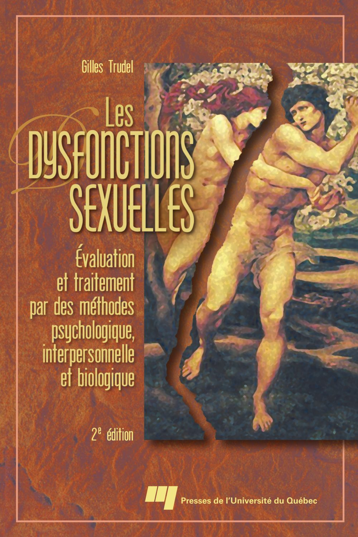 Les dysfonctions sexuelles