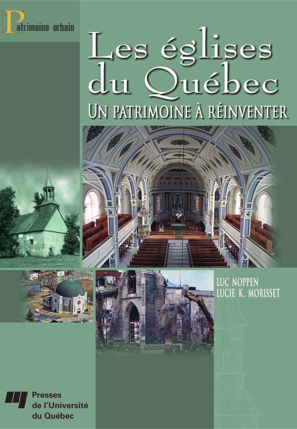 Les églises du Québec