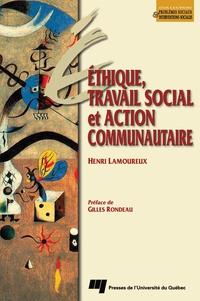Éthique, travail social et ...