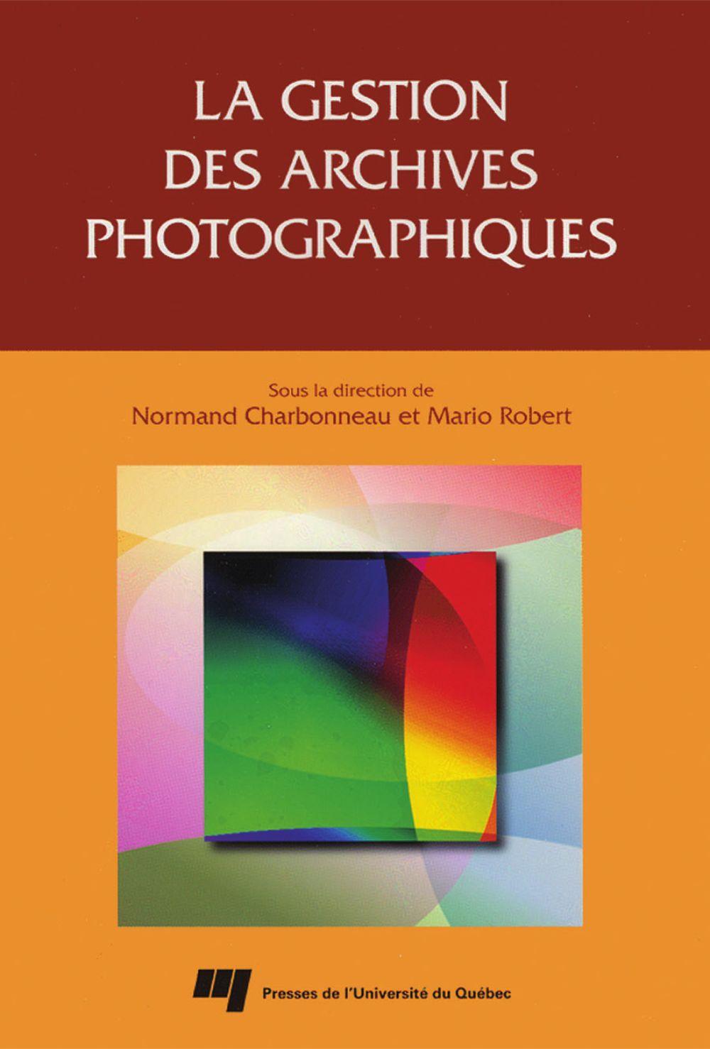 La gestion des archives photographiques